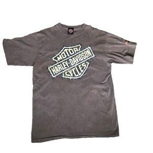 Vintage 1996 Harley Davidson Motorcycles Shirt